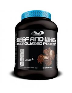 ADDICT- BEEF AND WHEY HYDROLYZED PROTEIN ( 2000 g )