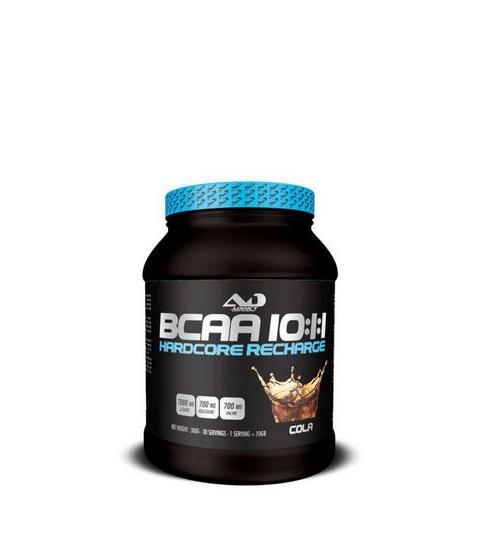 ADDICT- BCAA 10:1:1 HARDCORE RECHARGE   ( 300 g )