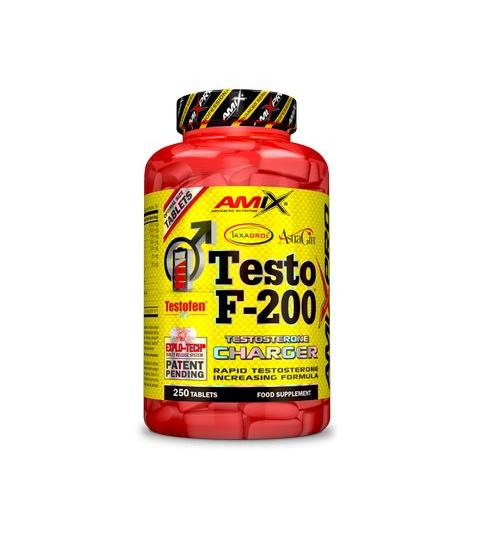 AMIX- TESTOFUEL ( 250 Tabletas )