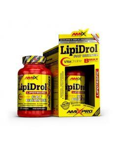AMIX- LIPIDROL FAT BURNER ( 120 Capsulas )