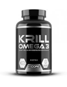 XCORE- KRILL OMEGA 3 PLUS ( 90 Cápsulas )