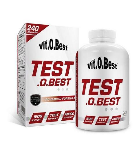 VITOBEST- TEST.O.BEST ( 240 Cápsulas )