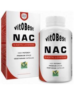 VITOBEST- NAC 300 mg ( 100 Cápsulas )