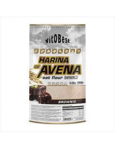 VITOBEST- HARINA DE AVENA VARIOS SABORES ( 1000 g )