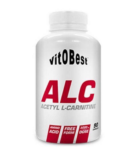 VITOBEST- ALC Acetyl L-Carnitine ( 90 Capsulas )