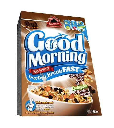 MAX PROTEIN- GOOD MORNING® PERFECT BREAKFAST ( 500 g )