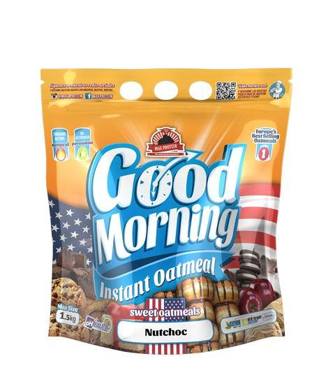 MAX PROTEIN- GOOD MORNING INSTANT OAT MEAL ( 1500 g )