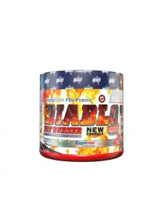 BIG NUTRITION- DIABLO®  TERMOGENICO ( 120 Capsulas )
