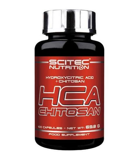 SCITEC- HCA CHITOSAN ( 100 Cápsulas )