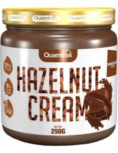 QUAMTRAX- HAZELNUT CREAM CHOCOLATE NEGRO ( 250 g )