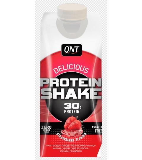 QNT- DELICIOUS PROTEIN SHAKE  ( 330 ml )