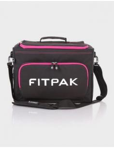 FITPAK- FIT BAG NEVERA TERMICA ALTA ( ROSA )