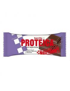 NUTRISPORT- BARRITA PROTEICA CHOCOLATE