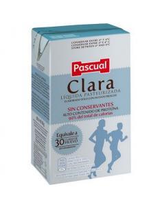 PASCUAL- CLARA DE HUEVO LIQUIDA PASTEURIZADA ( 1 l )