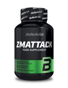 BIOTECH- ZMATTACK ( 60 Capsulas )