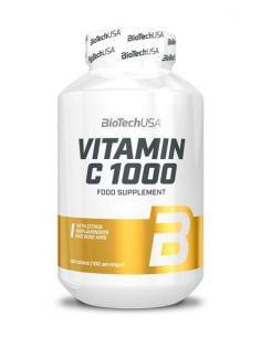BIOTECH- VITAMINA C 1000 ( 100 Tabletas )