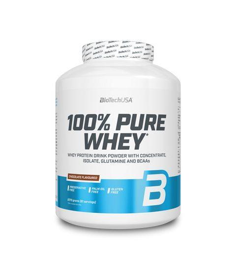 BIOTECH- 100% PURE WHEY ( 2270 g )
