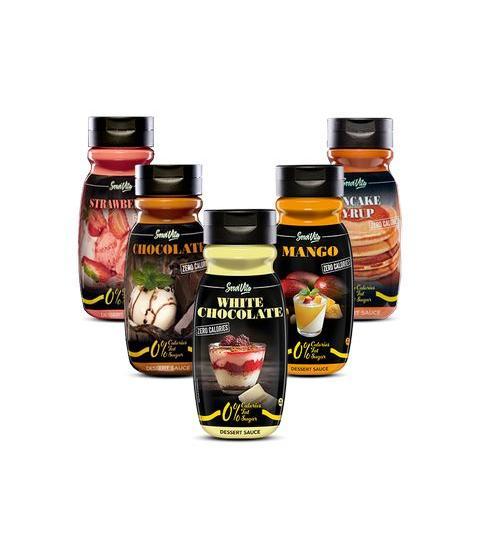 SERVIVITA- SALSAS Y SIROPES 320 ml (elige tu sabor)